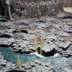 Age of Sigmar Armies on Parade green