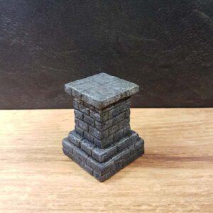 standbeeld sokkel