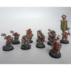 Hammerer Dwarfs