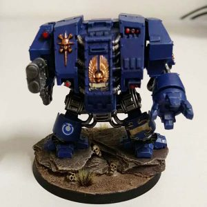 Dreadnought Spacemarine Max Hubers